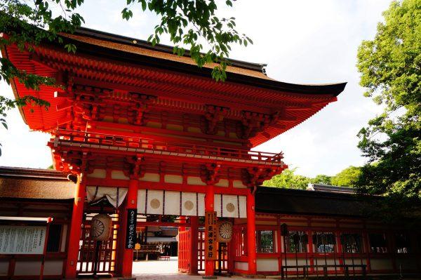 滋賀の生活情報「下鴨神社」