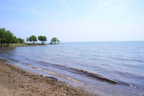 長浜の観光スポット「びわ湖」