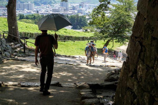 彦根の観光スポット「彦根城」
