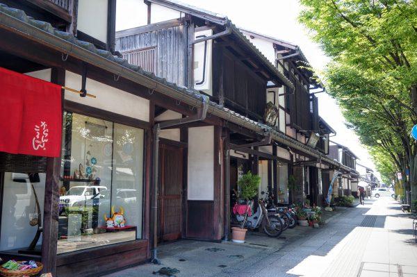 彦根の観光スポット「キャッスルロード」