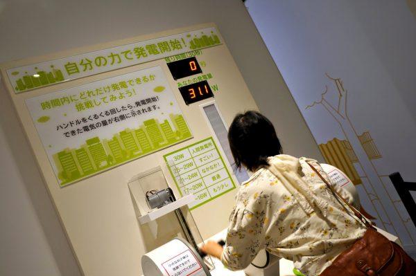 長浜の観光スポット「ヤンマーミュージアム」