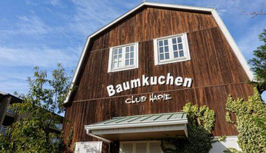 クラブハリエ守山玻璃絵館|ケーキバイキング予約方法と当日の過ごし方