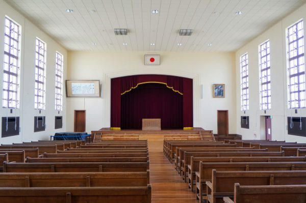 豊郷の観光スポット「豊郷小学校旧校舎群」