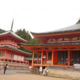 大津の観光スポット「比叡山延暦寺」