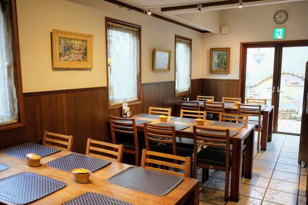 守山のカフェ「Wボレロ」