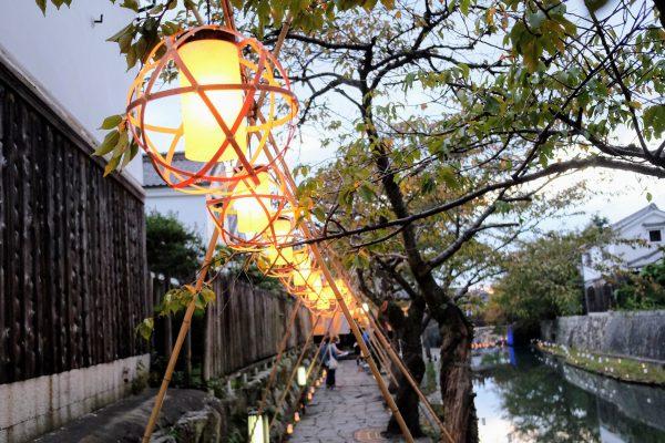 近江八幡のイベント「八幡堀祭り」