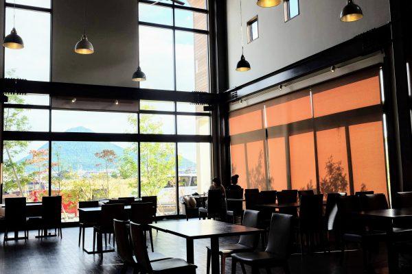野洲のカフェ「ループ」