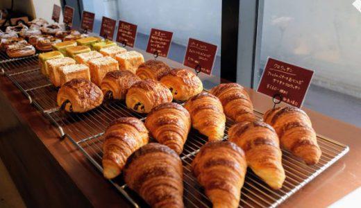 ブーランジェリーコフレ野洲 種類豊富なパンがおいしかった