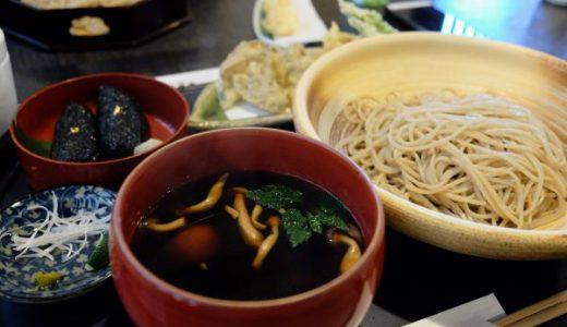 つる亀庵 彦根で滋賀県産の贅沢おそばランチを堪能してきた!