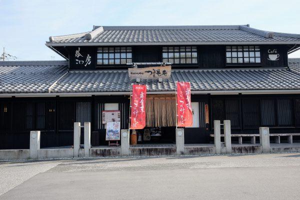 彦根のそば屋「つる亀庵」