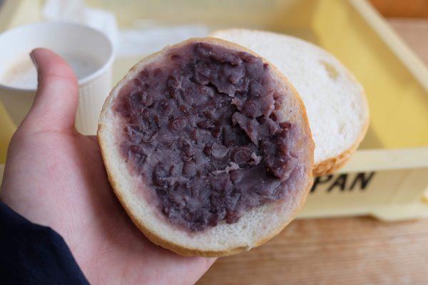 つるやパンの昼サンド