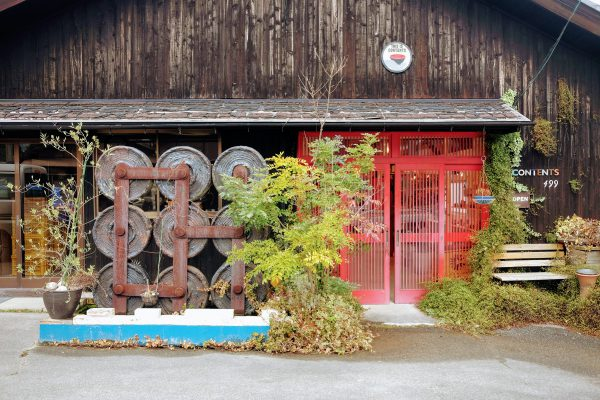 信楽の観光スポット「丸十製陶」