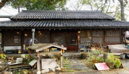 カフェ朴(もく)|彦根市の神社境内にある素材にこだわるカフェランチ