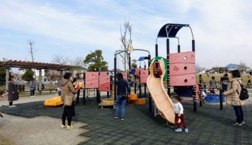 守山 えんまどう公園(焔魔堂)|駐車場・遊具・水遊び・近くのお店