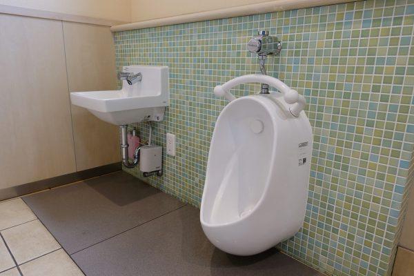 余談ですがトイレがめっちゃキレイです。トイレのキレイさって大切ですよね。
